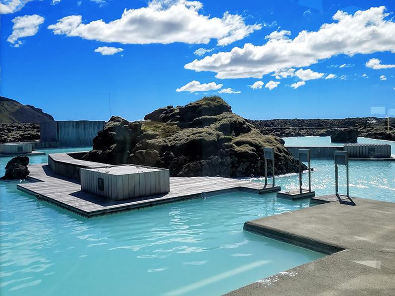 DEN BLÅ LAGUNE OG SPA PÅ ISLAND_Opplev luksus spa på Island med Din Islandsreise © Din Islandsreise