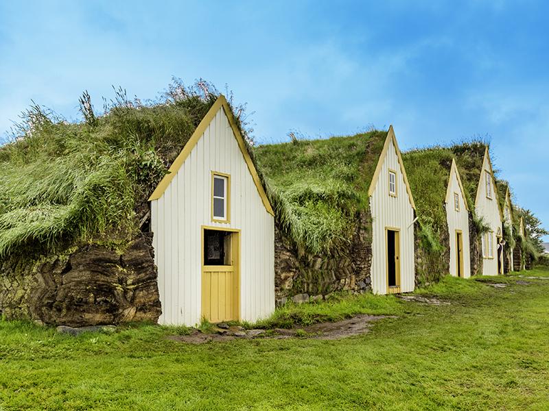 GUIDEDE TURER PÅ ISLAND_Guidet rundreise på Island med Din Islandsreise_Opplev Glaumbær på Island med Din Islandsreise © Din Islandsreise