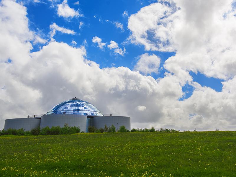 REYKJAVIK PÅ ISLAND_Bli med på en tur til Island til Reykjavik med Din Islandsreise © Din Islandsreise