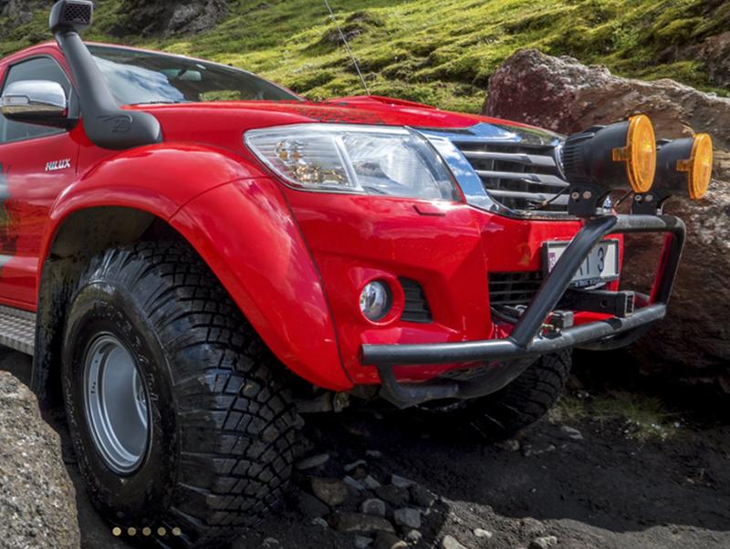 SUPER JEEP TURER PÅ ISLAND_Super Jeep kjøring på Island_Thorsmork_Aktion kjøring med Super Jeep på Island © Din Islandsreise