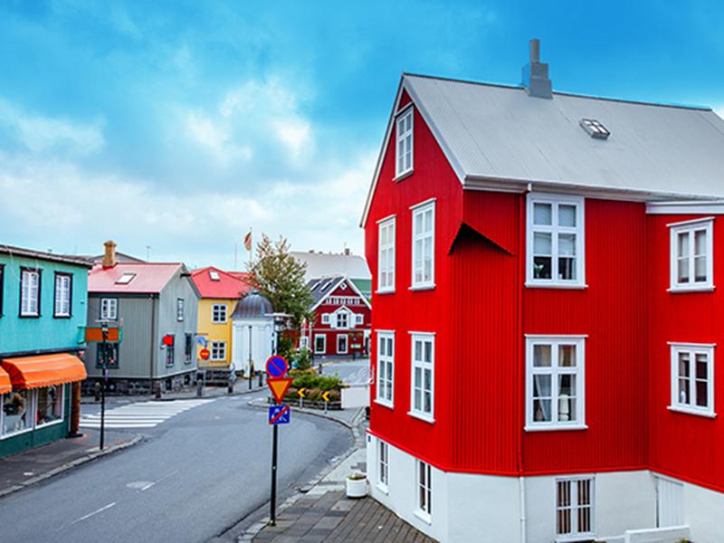 WEEKENDTURER TIL ISLAND_Flotte opplevelser på weekendturer til Island og Reykjavik med Din Islandsreise © Din Islandsreise