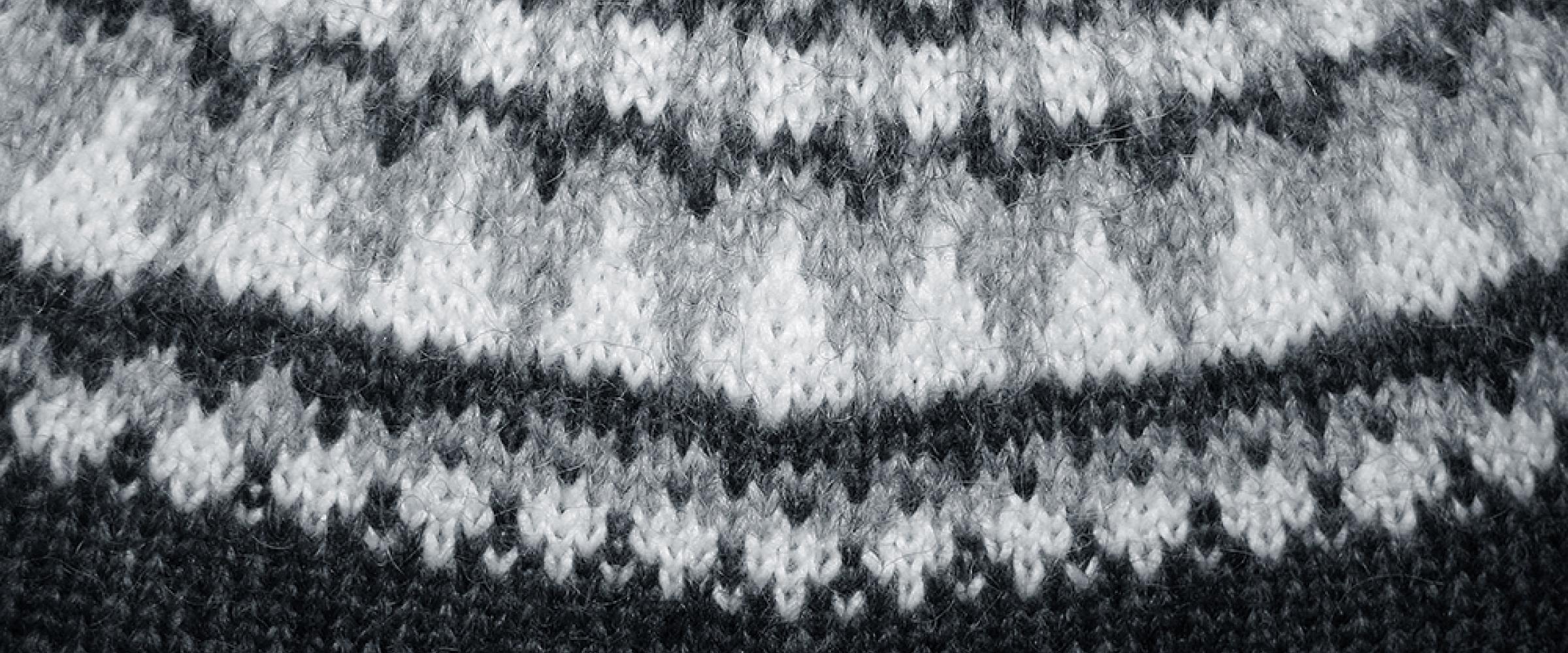 Islender_Tradisjonell islandsk genser © Din Islandsreise