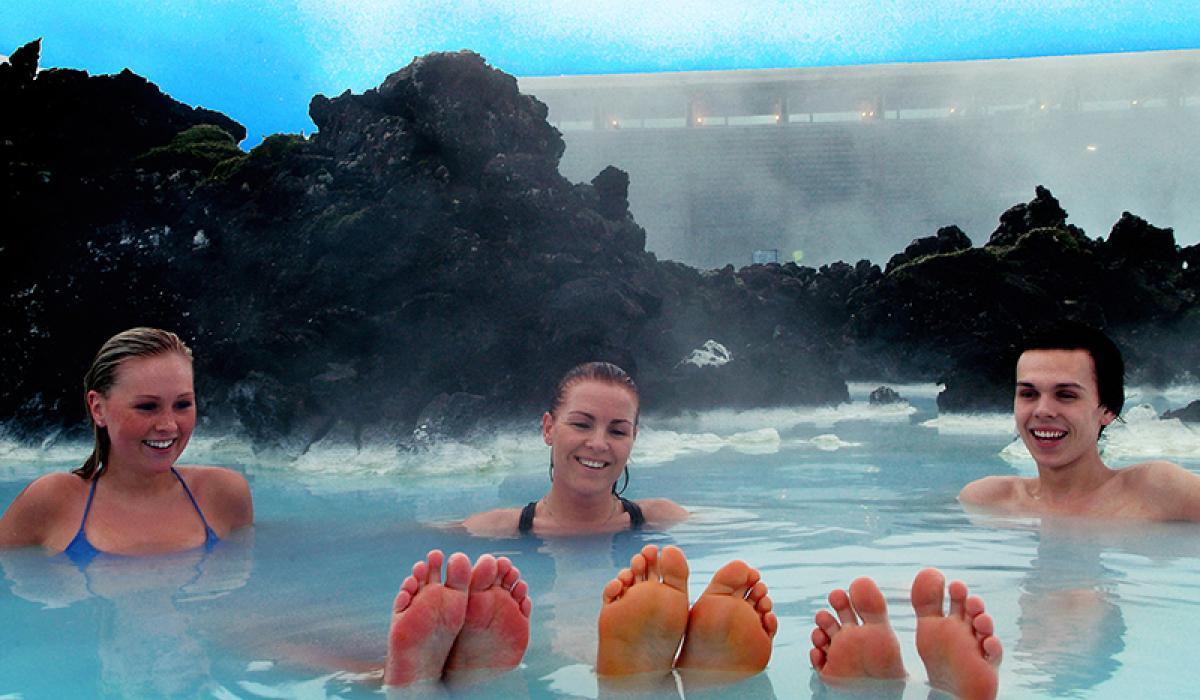 Firmatur til Reykjavik_Firmatur til Island © Din Islandsreise