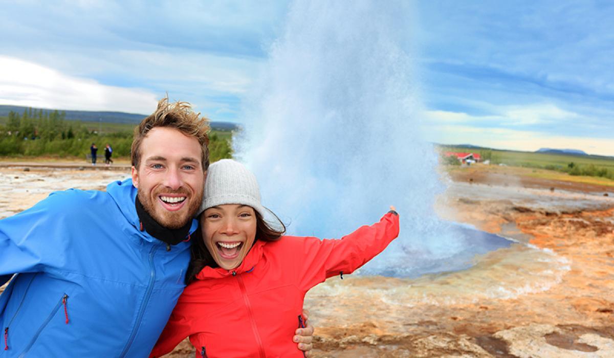 WEEKEND_Reykjavik og Den Gylne Sirkel med guide_Geysir © Din Islandsreise