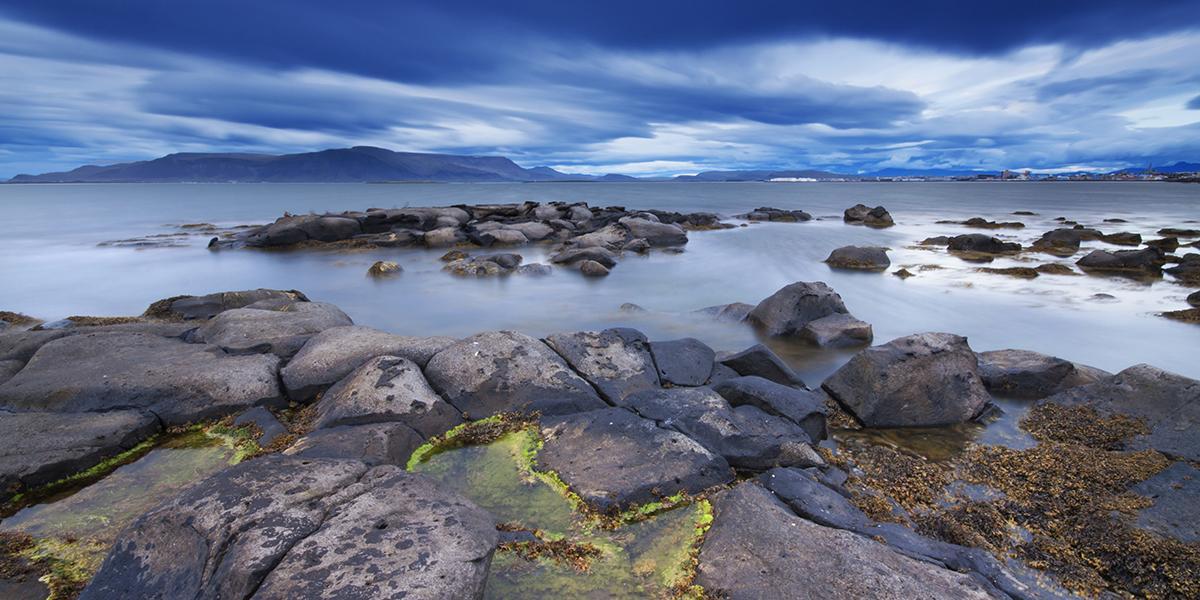 BILFERIE PÅ ISLAND_Bilferien Reykjavik og Sørkysten av Island_Flott natur utenfor Reykjavik © Din Islandsreise