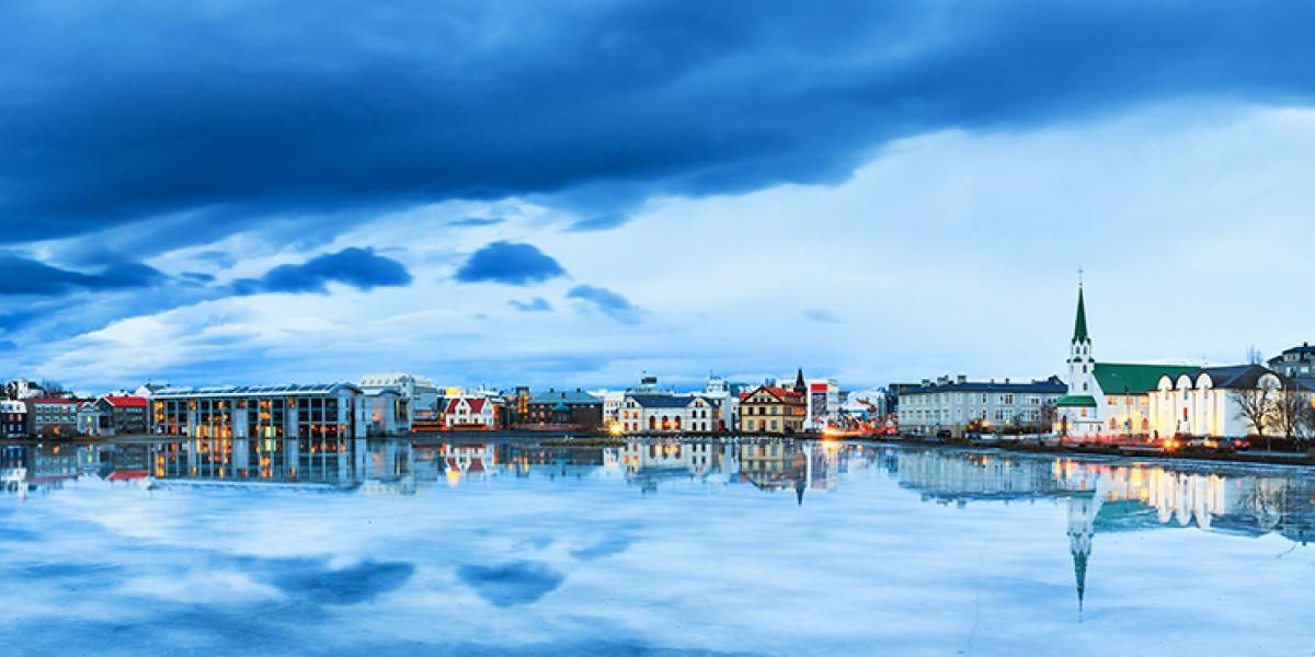 Firmatur til Island_Firmatur til Reykjavik_Opplev den flotte Reykjavik på firmatur til Island © Din Islandsreise