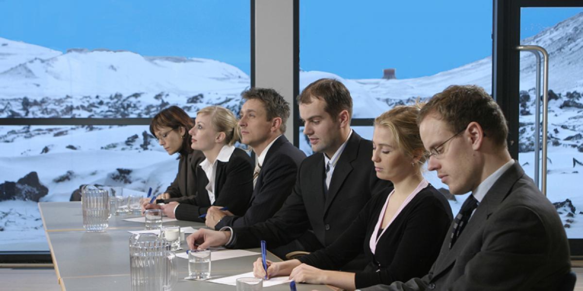 KONFERANSE PÅ ISLAND_Konferanse i Den Blå Lagune på Island_Flott konferanse i Den Blå Lagune på Island © Din Islandsreise