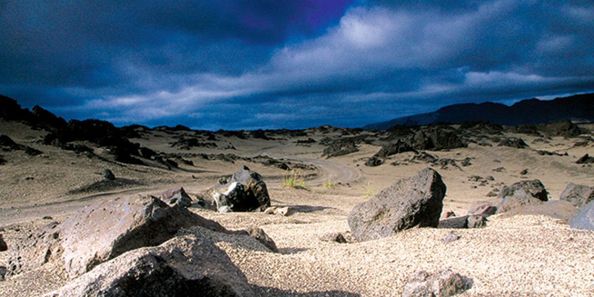 SUPER JEEP TURER PÅ ISLAND_Self Drive Super Jeep på Island_Ulent terreng © Din Islandsreise
