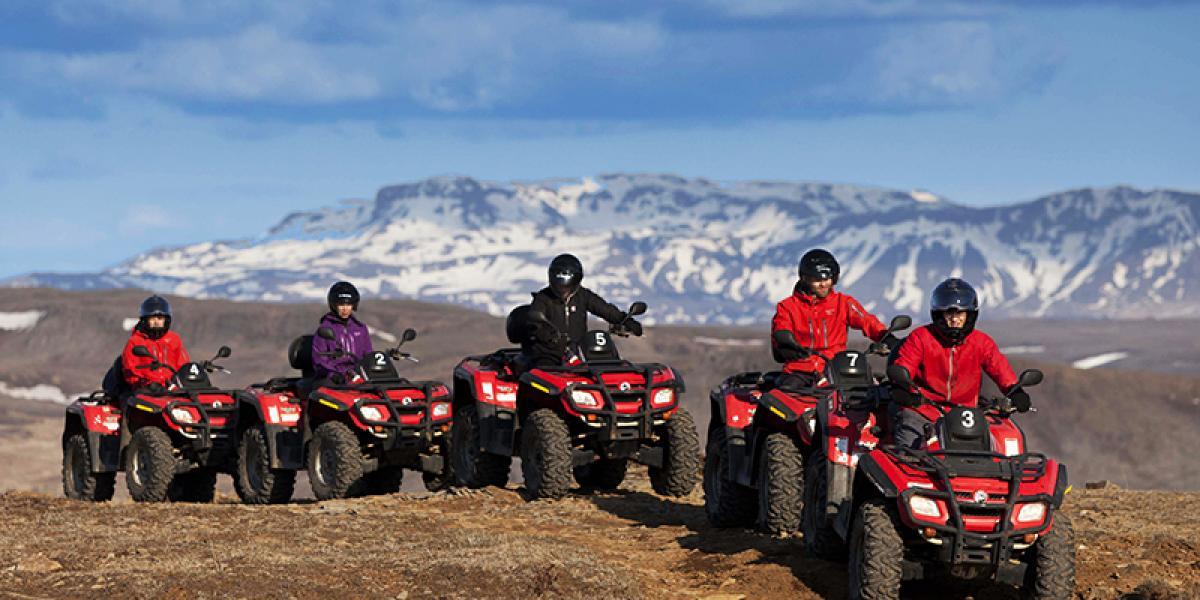 TEAM BUILDING PÅ ISLAND_Gode opplevelser på team building tur til Island © Din Islandsreise